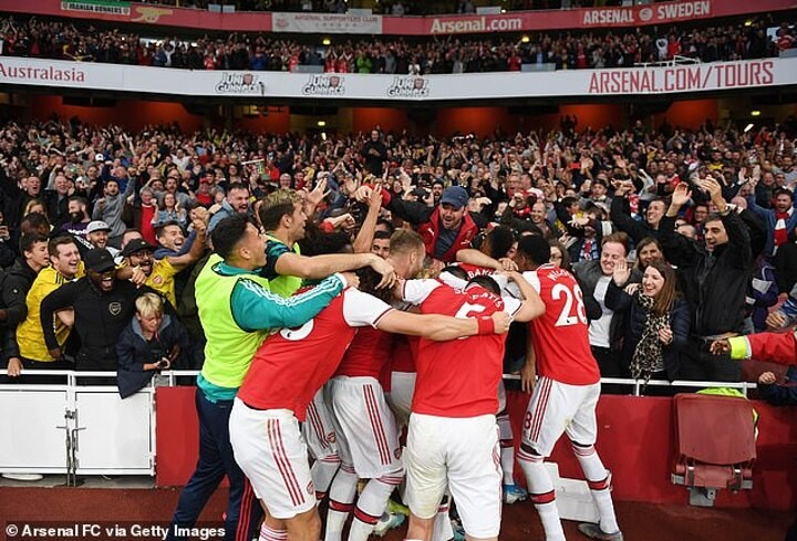 Arsenal plan to distribute tickets to key workers and fans who have struggled during the pandemic