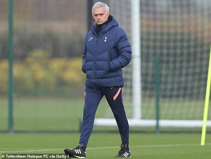 Mourinho 'has no inside knowledge' on Lampard's tactics ahead of Spurs v Chelsea