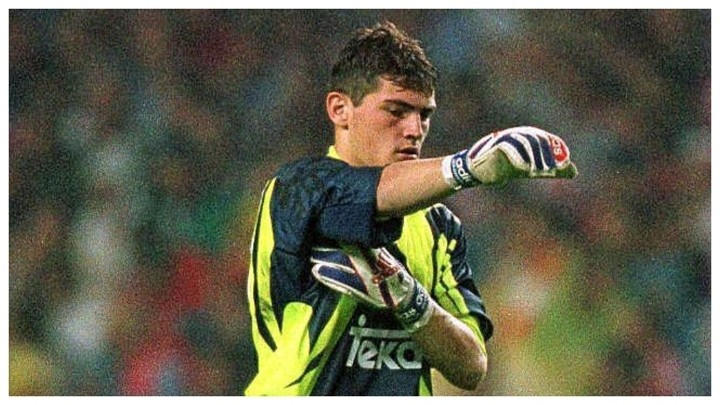 Toshack on Casillas' debut: He was so small there