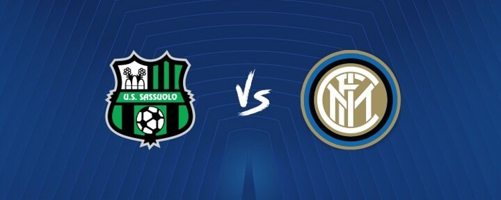 Sassuolo vs Inter LINE-UPS confirmed