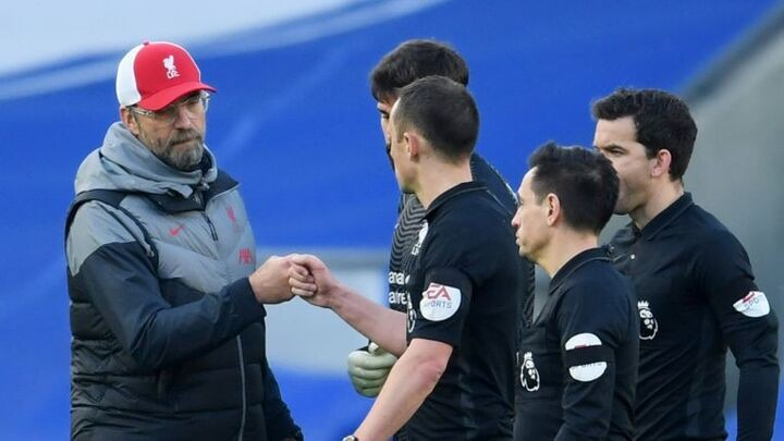 Gallagher: Brighton right to have been awarded second penalty against Liverpool