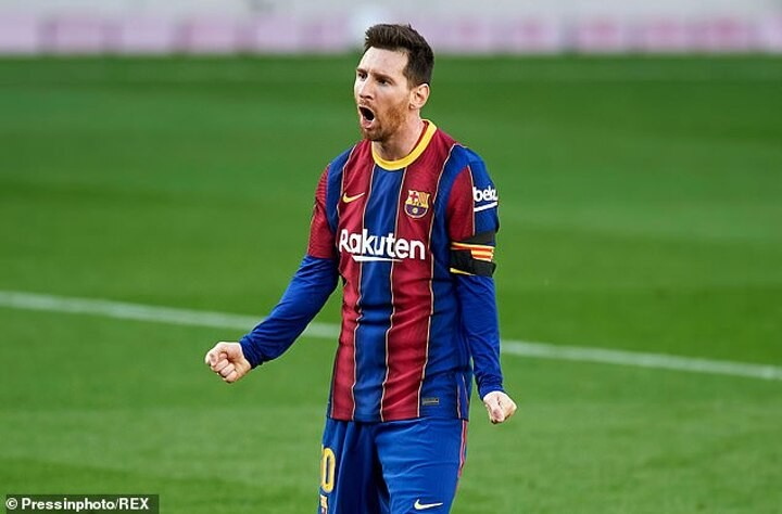 Former Barcelona president 'they rejected a €250m offer for Messi from Inter'