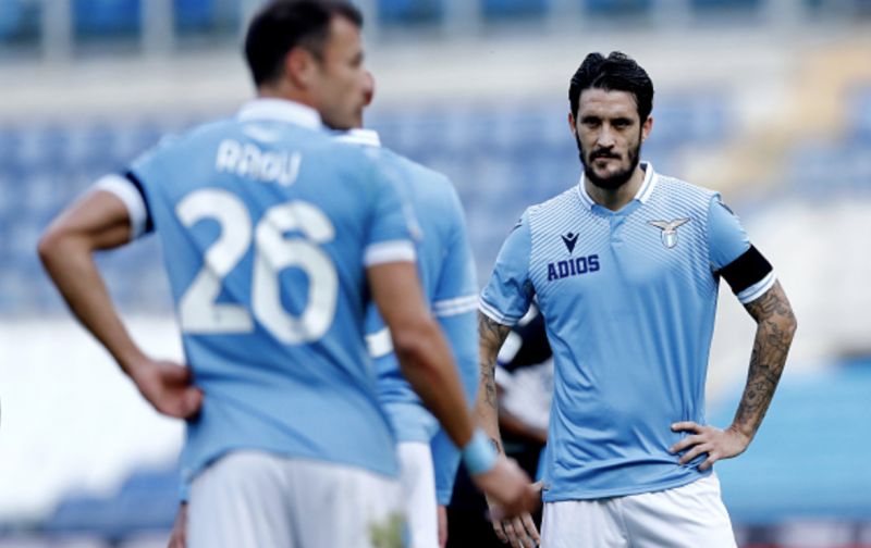Home is where the heart breaks for Lazio