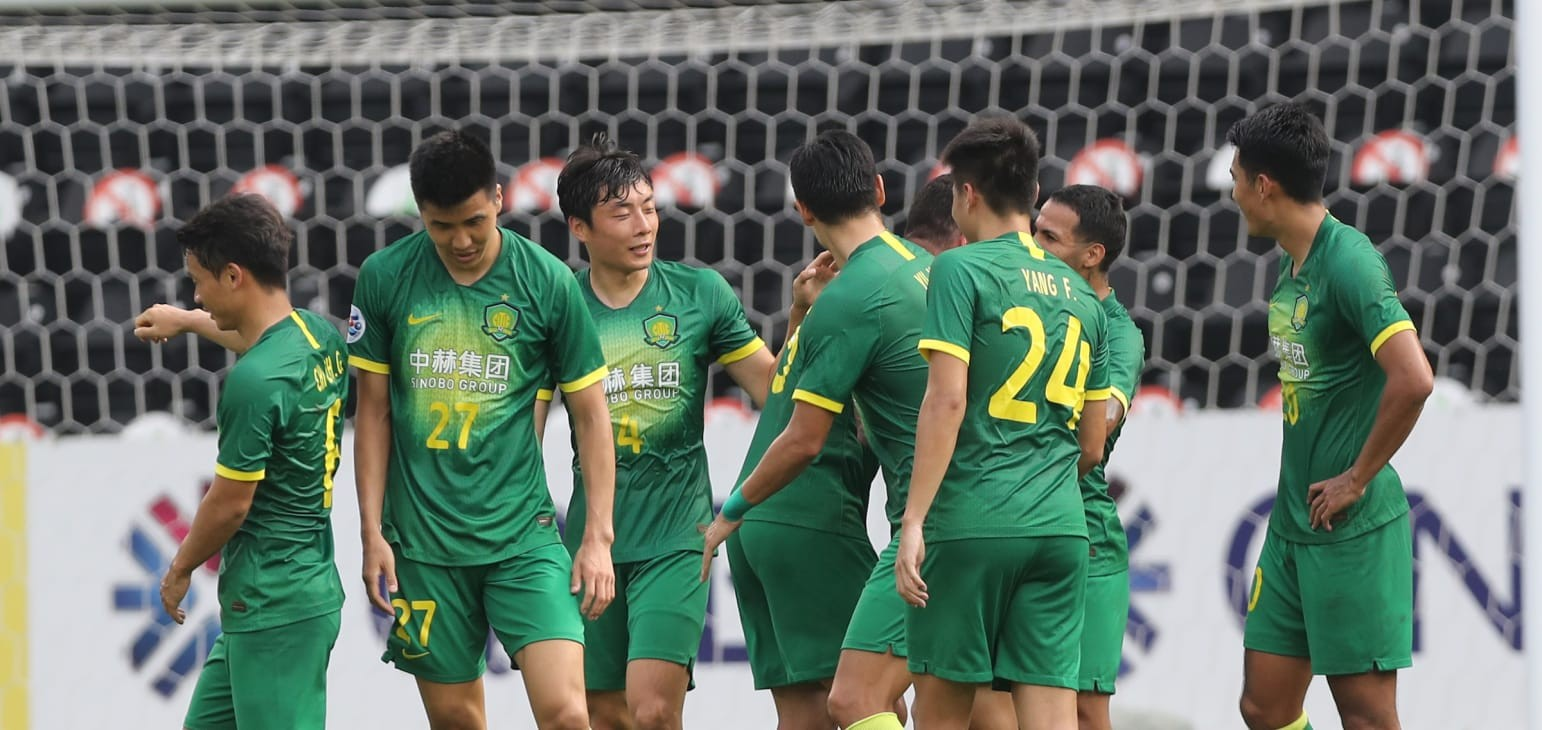 Perfect Beijing FC cruise past FC Seoul in AFC Champions League    Football   News   AFC Champions League 2020