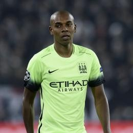 MAN. CITY and first-team captain FERNANDINHO likely to part ways