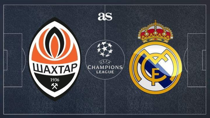 Shakhtar Donetsk vs Real Madrid: how and where to watch - times, tv, online