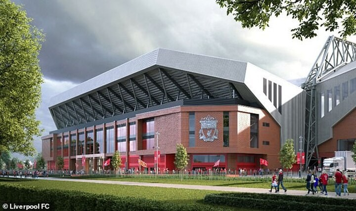 Liverpool to submit plans for Anfield expansion this week
