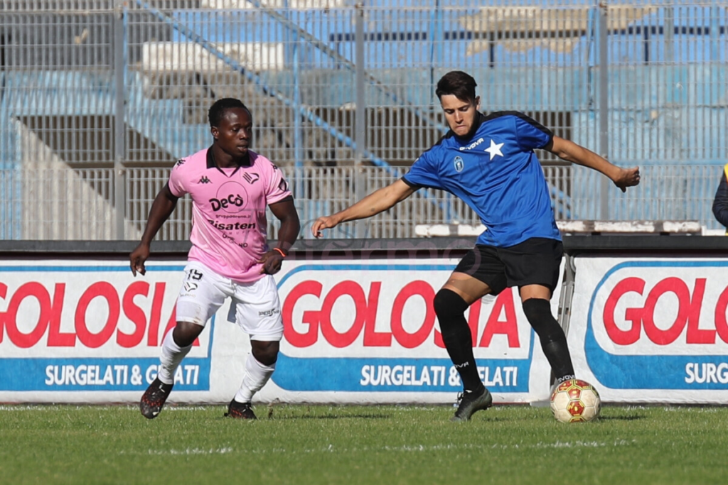 Palermo FC dealt huge blow as key midfielder Moses Odjer set to miss Paganese clash
