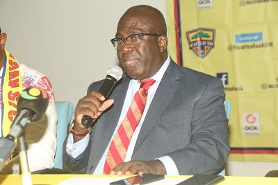 Hearts of Oak MD Frederick Moore resigns - Reports