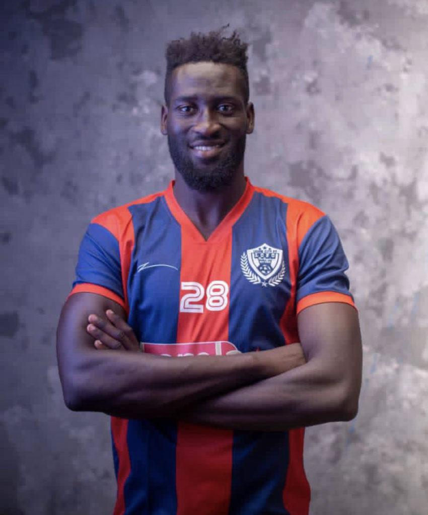 2020/21 Ghana Premier League: Joseph Adjei promises to score more goals for Legon Cities
