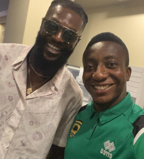 VIDEO: Ex-Real Madrid & Arsenal star Emmanuel Adebayor open to Asante Kotoko move