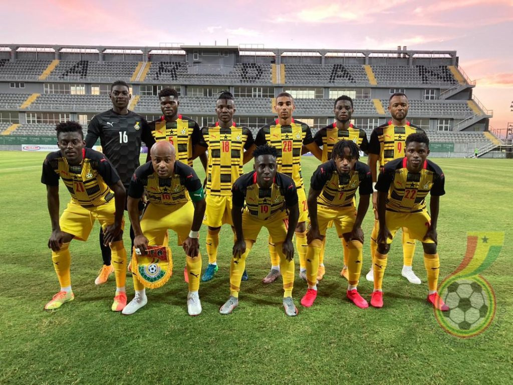 LIVE STREAMING: Watch Ghana versus Sudan 2021 Africa Cup of Nations qualifier