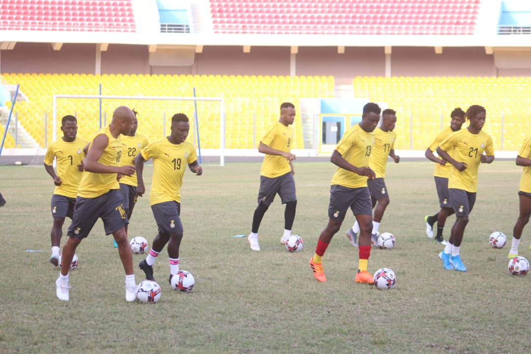 Ghana coach Akonnor names strong 23-man squad for Sudan trip - Wakaso, Schlupp, Ashimeru included