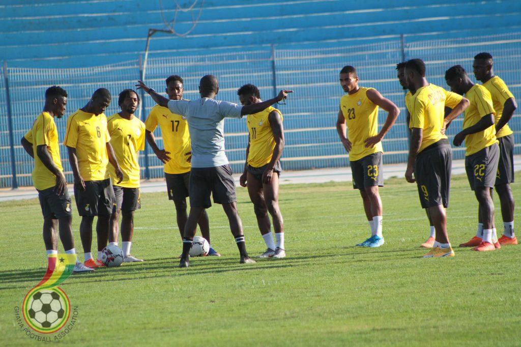 BREAKING! Ghana unleash strong starting line-up to face Sudan - Wakaso, Schlupp start
