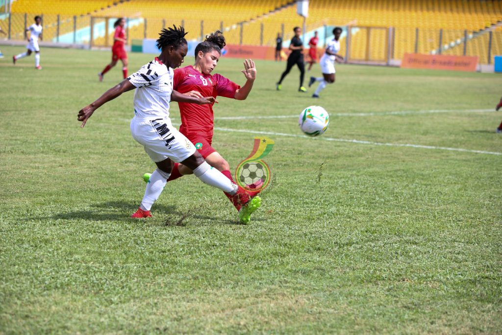 VIDEO: Highlights of Black Princesses 1-0 defeat to Morocco in friendly