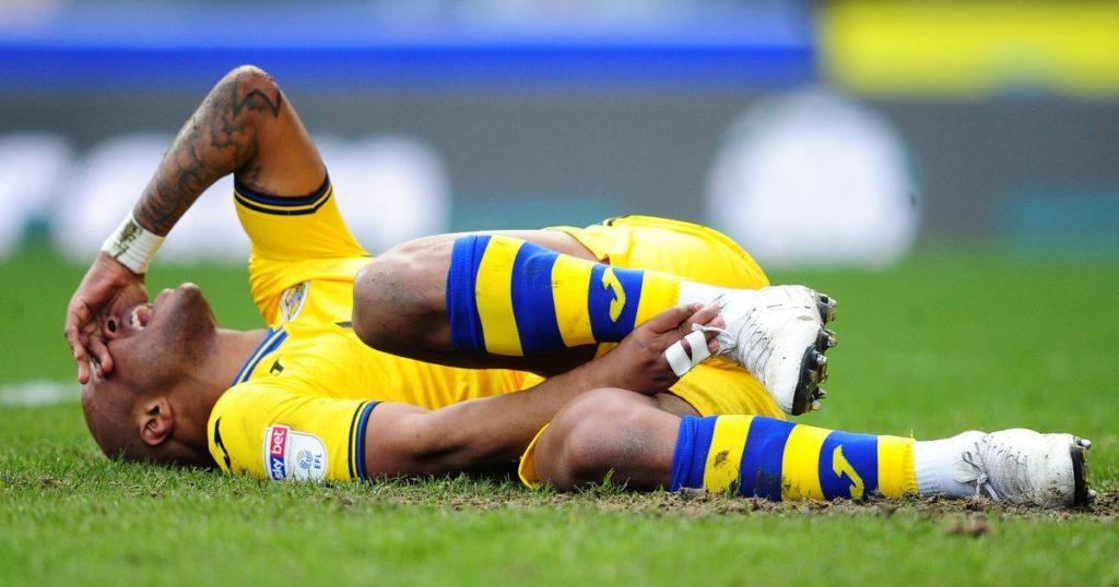 Andre Ayew injury infuriates Swansea City boss Steve Cooper