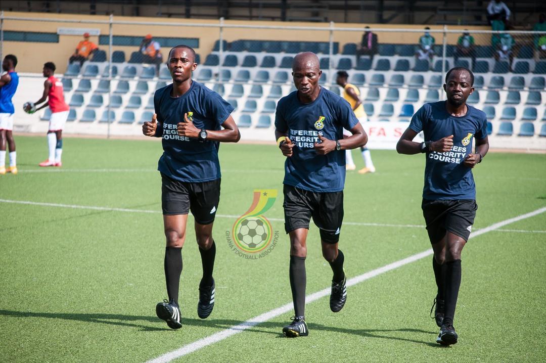 2020/21 Ghana Premier League: Officials for matchday 3 announced