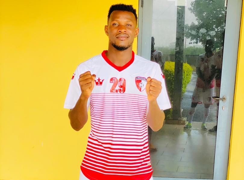 WAFA star Daniel Lomotey eyes goal king title after brace against King Faisal