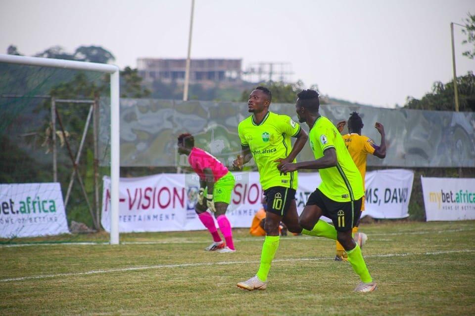 2020/21 Ghana Premier League: Week 2 Match Report - Dreams FC 2-1 Medeama SC
