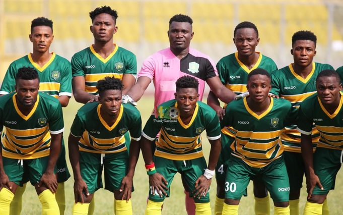 2020/21 Ghana Premier League: Week 18 Match Preview - Elmina Sharks vs Ebusua Dwarfs