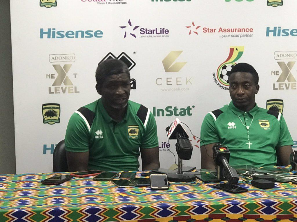 Kotoko boss Nana Yaw Amponsah insists he doesn't regret sacking Maxwell Konadu