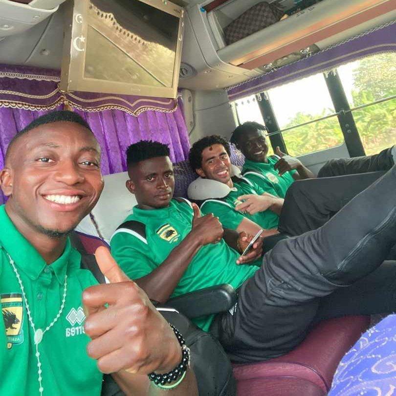 Brazilian star Fabio Gama named in Kotoko squad to face Berekum Chelsea on Sunday