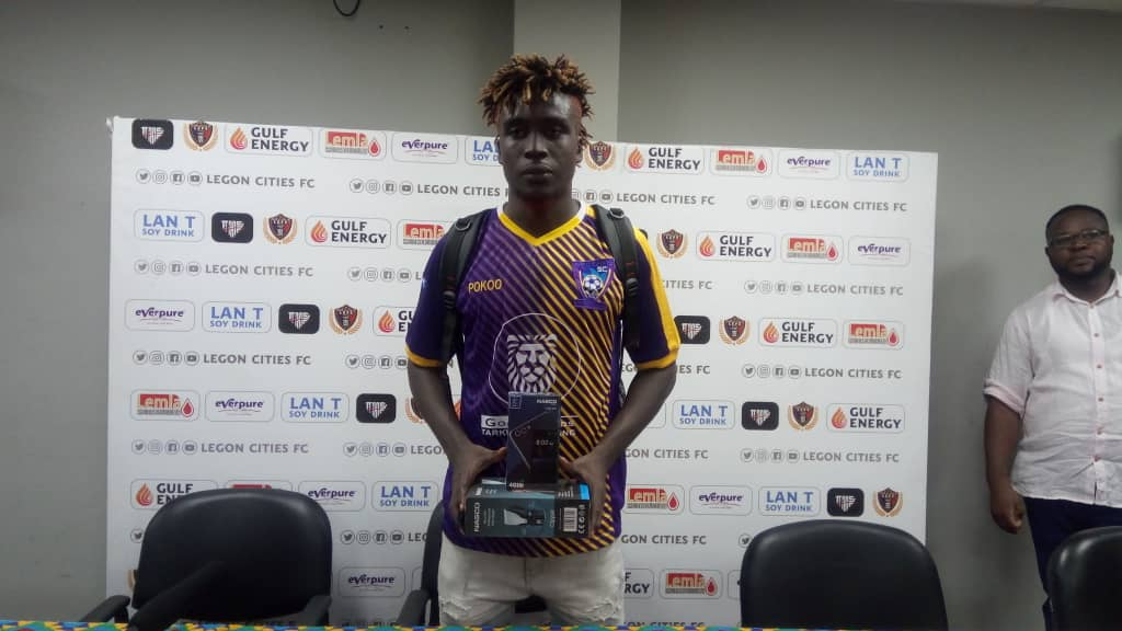We are yet to gel – Medeama's Patrick Yeboah after Legon Cities draw