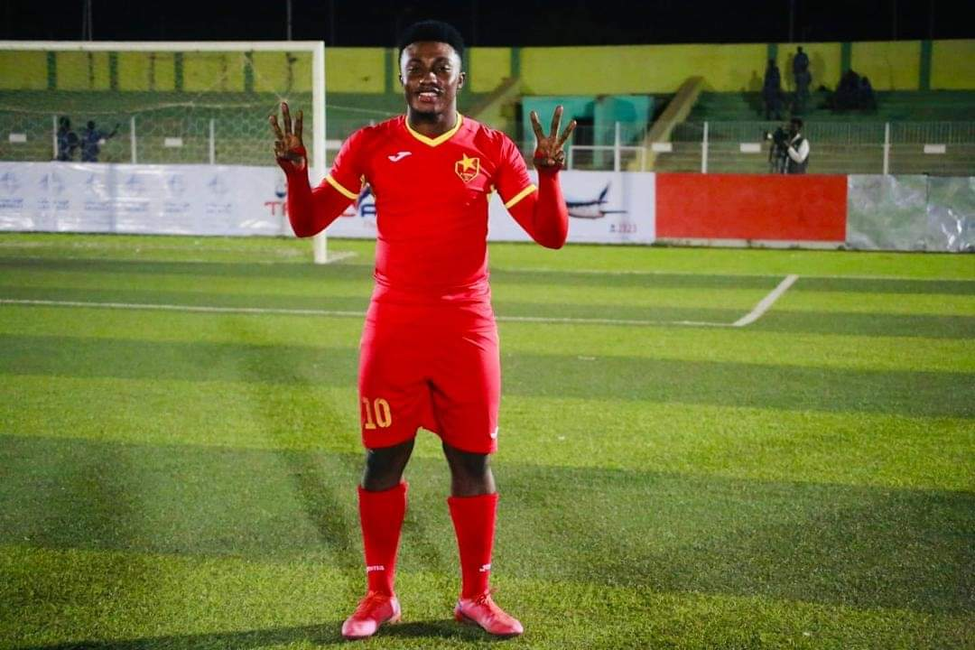 EXCLUSIVE! Sudan giants Al Hilal and two Egyptian clubs in hot chase for Ghanaian prospect Richmond Antwi