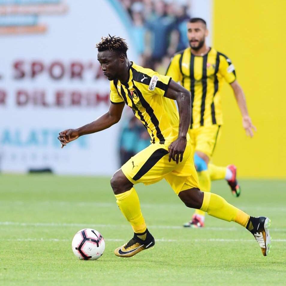 AshantiGold SC complete signing of former Istanbulspor player Samad Mohammed