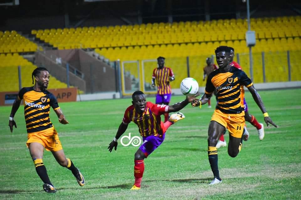 2020/21 Ghana Premier League: Week 2 Match Report - Hearts of Oak 2-2 AshantiGold