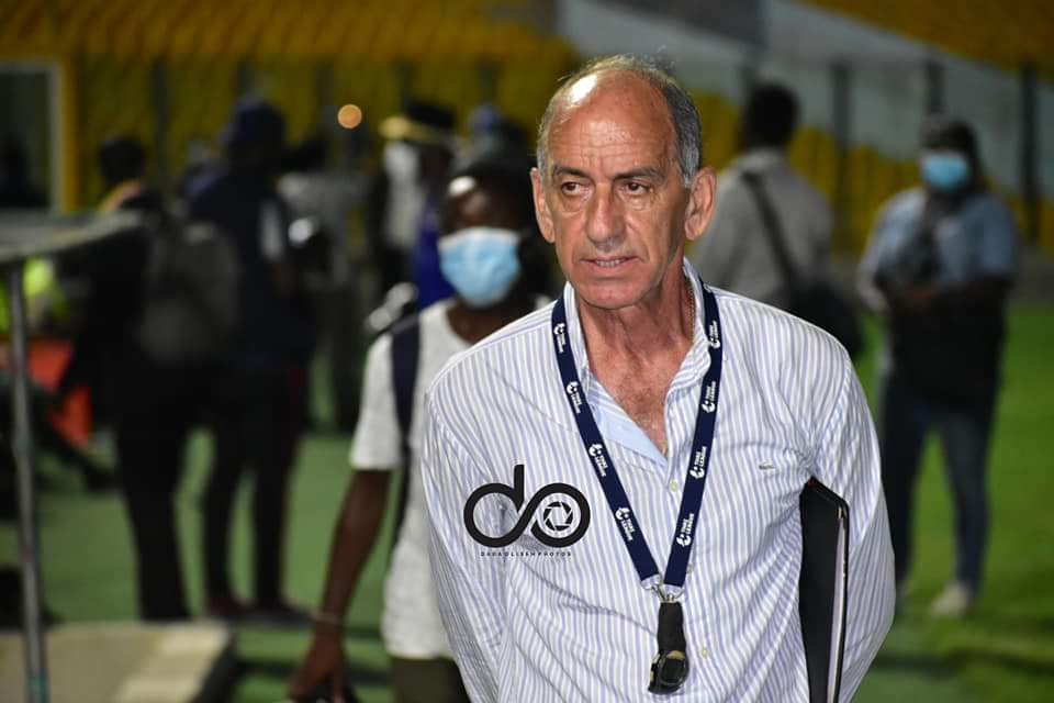 Ashgold coach Milovan Cirkovic satisfied with comeback win over Great Olympics