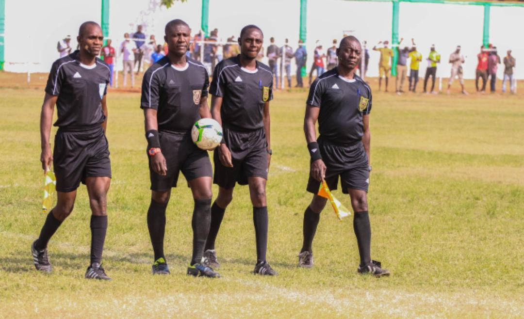 Ghana FA announces match officials for Premier League Week 7 matches