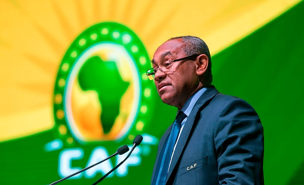 BREAKING: FIFA slaps CAF President Ahmad with five year ban