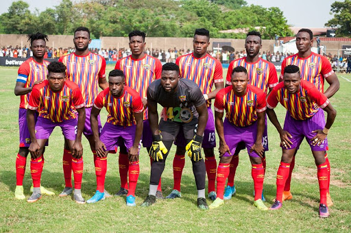Hearts of Oak players & staff finally free from Covid-19