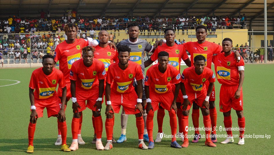 2020/21 Ghana Premier League: Asante Kotoko name squad for Eleven Wonders clash, Sulley Muniru included