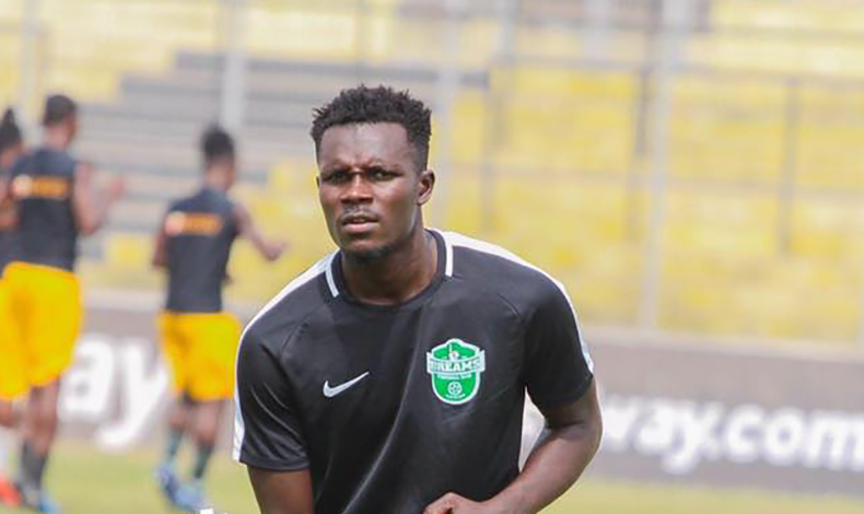 EXCLUSIVE:  Free State Stars set to sign Dreams FC defender Issah Yakubu