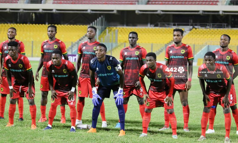 Asante Kotoko's CAF CL game against FC Nouadibou delayed due to coronavirus scare