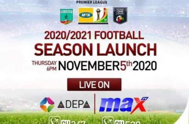Ghana FA to launch 2020/21 Premier League season on Nov. 5