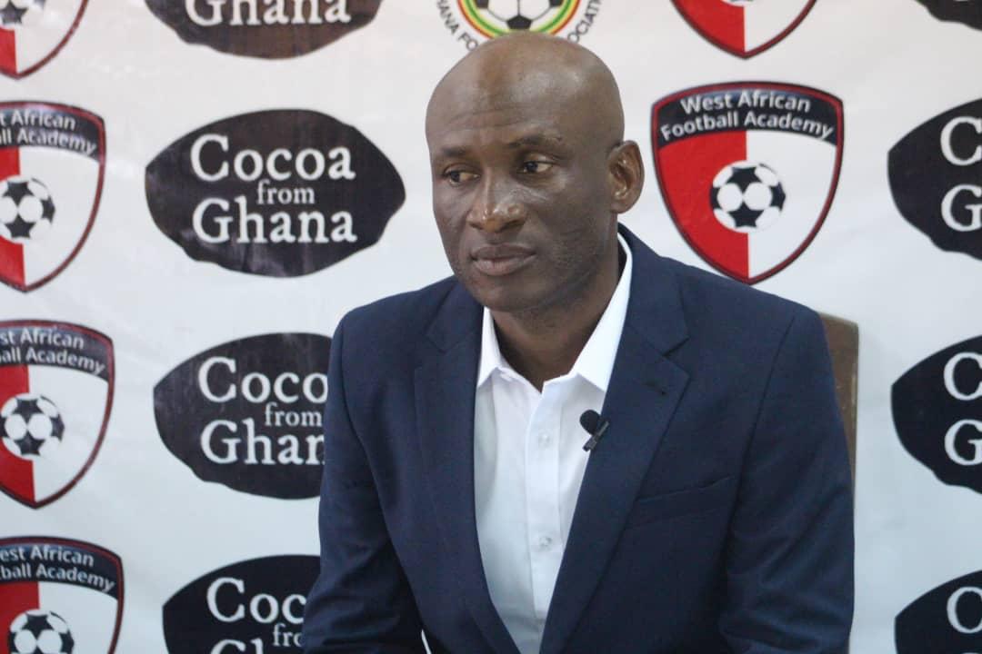 Kotoko reportedly reach agreement with WAFA coach Prosper Narteh