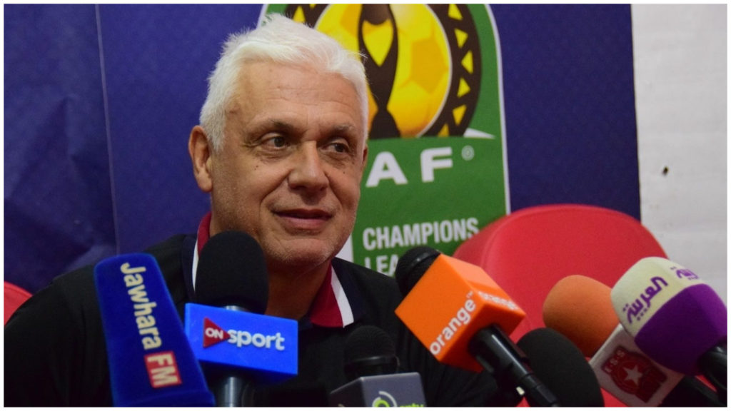2021 AFCON Qualifiers: Sudan head coach Hubert Velud trusts players to get best results against Ghana