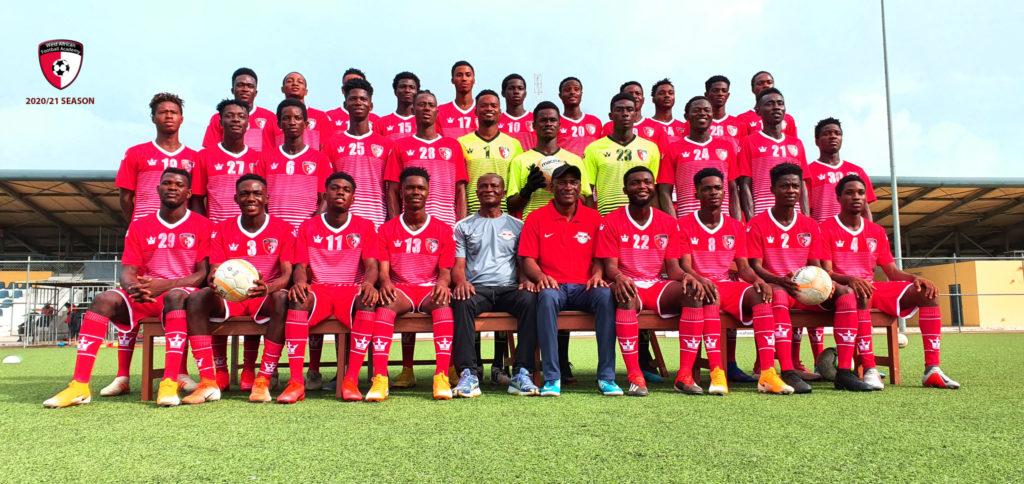 2020/21 Ghana Premier League full squads: West African Football Academy