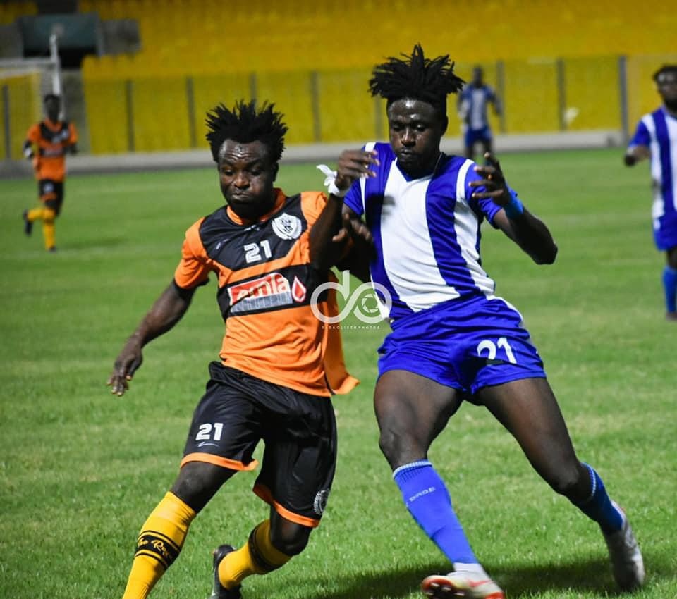 2020/21 Ghana Premier League: Week 2 Match Report- Great Olympics 3-0 Legon Cities