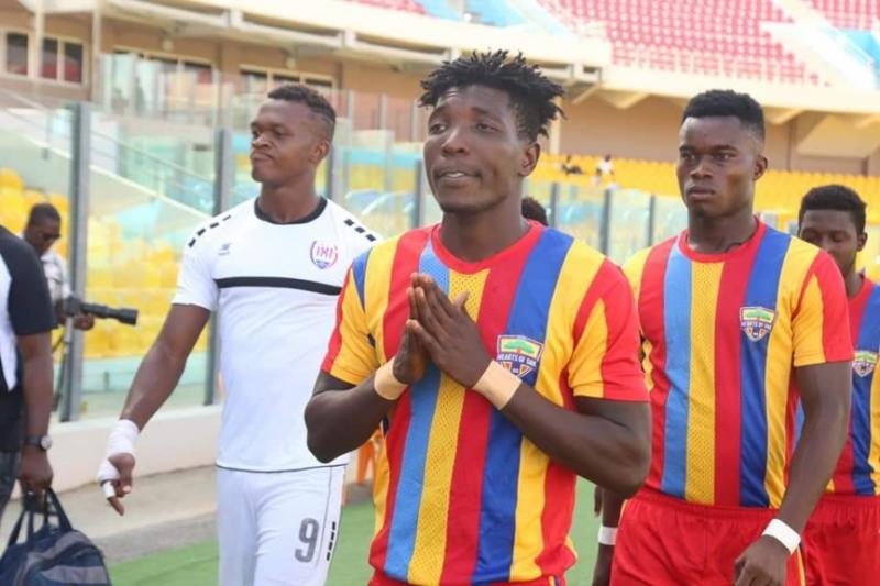 EXCLSUIVE: Hearts of Oak to axe top star Benjamin Afutu over new contract delays