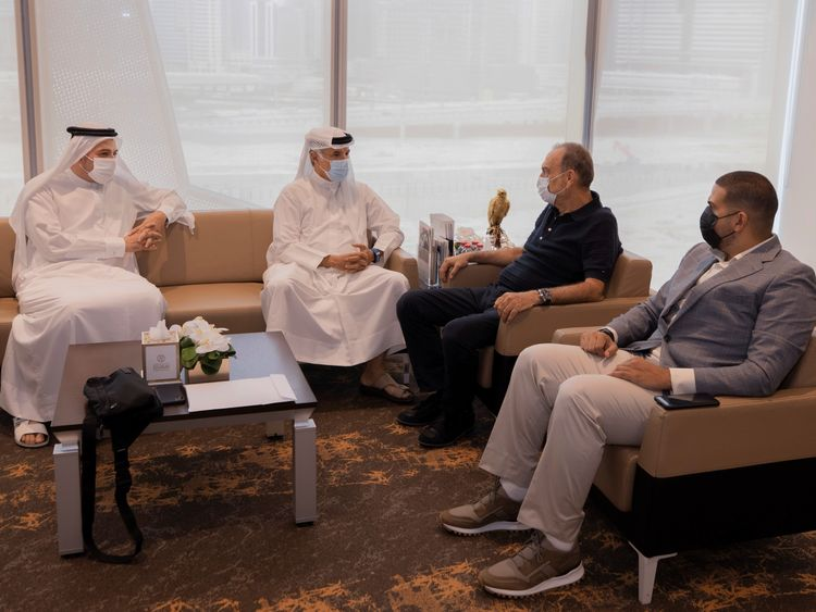 Former Ghana coach Avram Grant agrees to work for UAE football