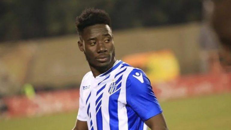 Video: Ghana midfielder Winful Cobbinah slams Albania jail sentence as FAKE NEWS
