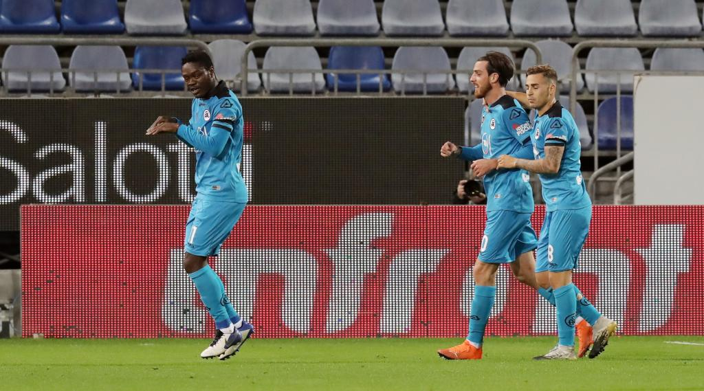 Emmanuel Gyasi nets debut serie A goal as Spezia snatch late draw at Cagliari