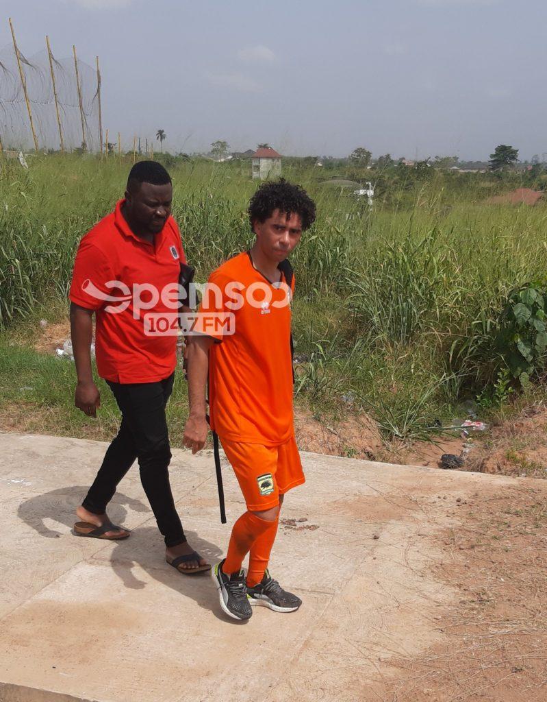 Maxwell Konadu: Asante Kotoko coach gives update on 'missing' Brazilian playmaker Fabio Gama