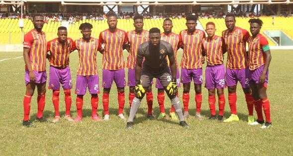 2020/21 Ghana Premier League: Hearts to open league campaign game against AshGold on Nov 24