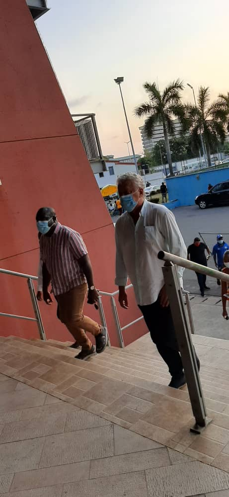 Breaking News: Serbian coach Kosta Papic arrives to take charge of Hearts of Oak
