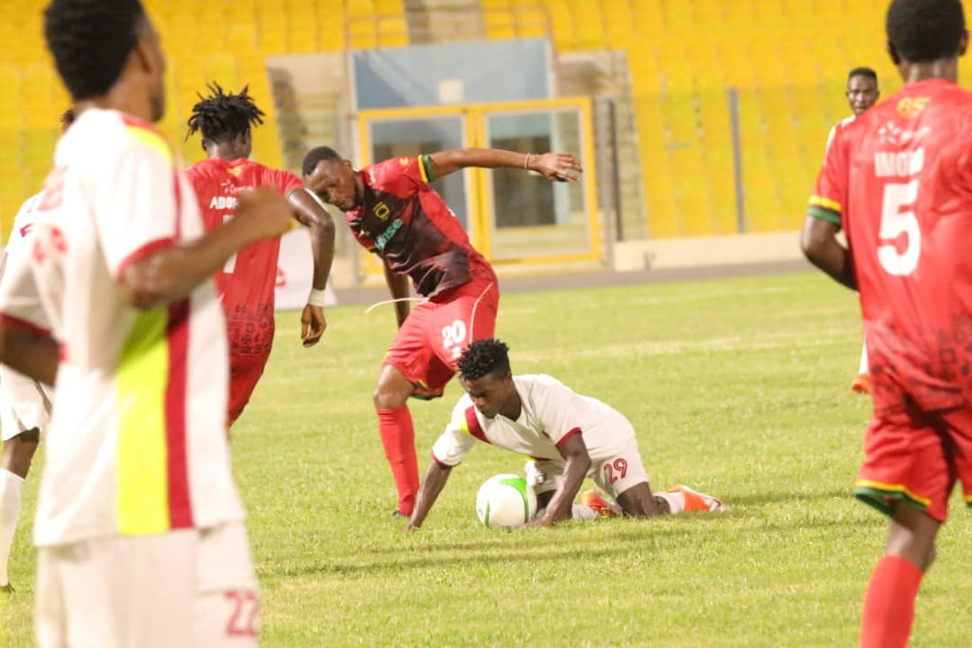 2020/21 Ghana Premier League: Matchday 1 Results, Summaries, MoM & Goalscorers